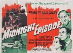 Midnight Episode 1950 DVD - Stanley Holloway / Leslie Dwyer